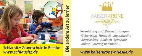 Privatschule Brieske / Kaiserkrone